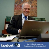 Turnbull's Facebook session becomes an NBN free-for-all