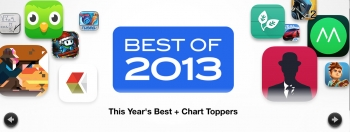 Apple names its Best of 2013