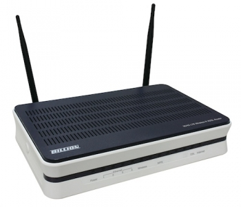 Billion revamps top-selling modem/router
