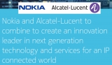Official: Nokia and Alcatel-Lucent to merge by mid 2016