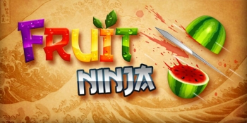 Fruit Ninja: 300 million downloads in two years