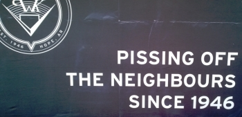 "Klipsch says ""Piss off your neighbours"""