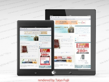 iPad Mini: Production starts Sept in Brazil, thin as iPod touch?
