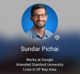 Google's Page pitches Pichai as new No.2