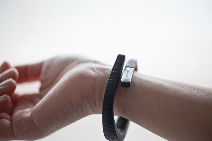 Jawbone to help couch potatoes get Up