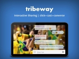 Review - Tribeaway: Interactive Sharing for Android