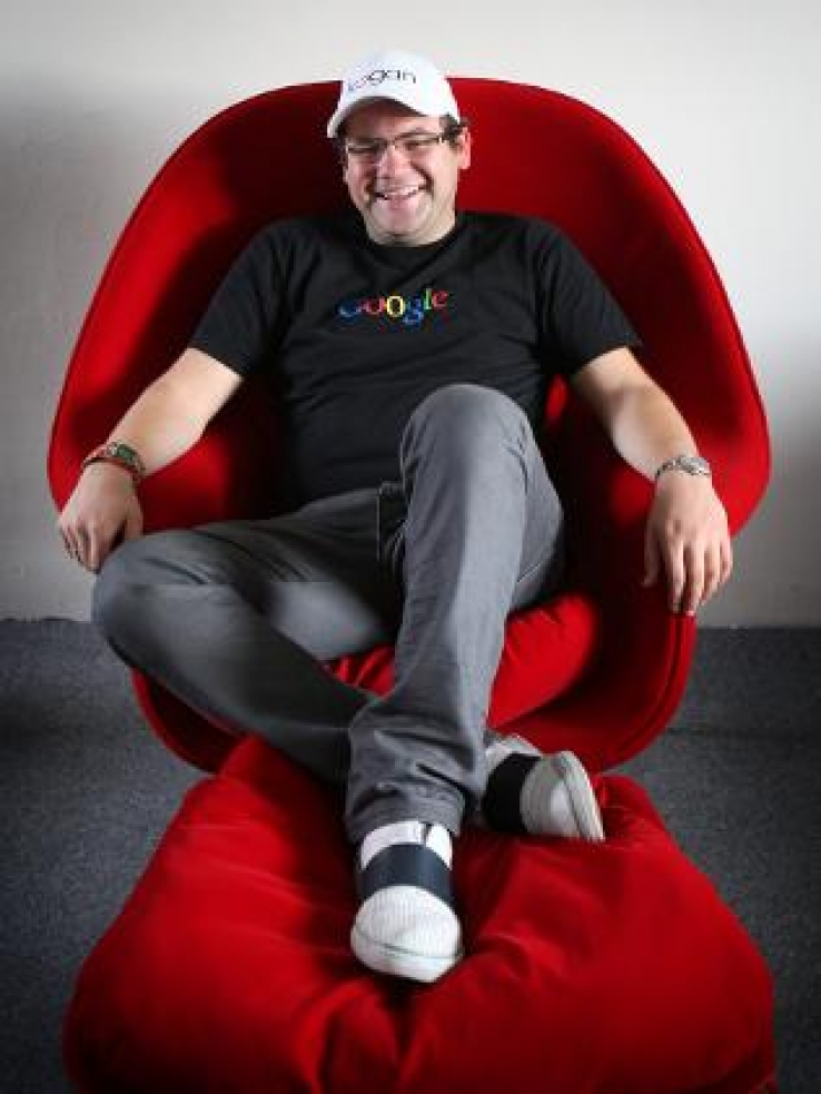Kogan Mobile founder Ruslan Kogan