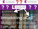 If Telstra must take risks to win, where is my Artemis pCell?