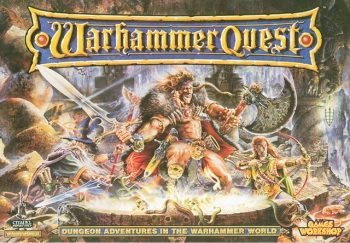Trailer Time: Warhammer Quest for iOS