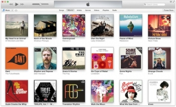 iTunes 11 arrives just in time