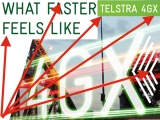 590Mbps speeds on Telstra LTE-A, VoLTE on, ViLTE coming