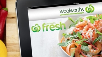 Woolworths goes Google and iPad