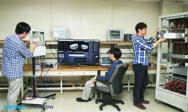 Samsung researchers 'develop 5G'