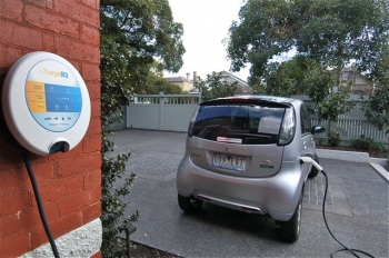 Aussies develop new electric car charger