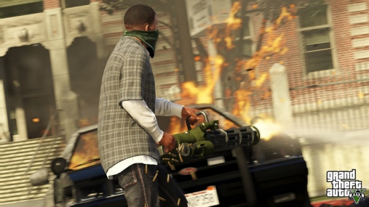 New Grand Theft Auto V screen shots