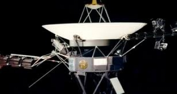 How did Voyager 1 get to be the furthest human-made object out in space?
