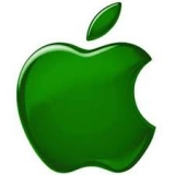 Apple defends green policy