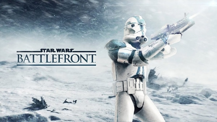 Video: OMG! Star Wars Battlefront looks out of this world