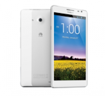 Huawei's super-smart phablet-phone, a 6.1-inch sized screamer!