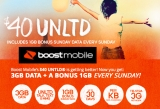 Boost Mobile $40 UNLTD: Australia's best pre-paid plan?