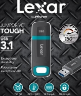 Lexar makes rugged flash drive