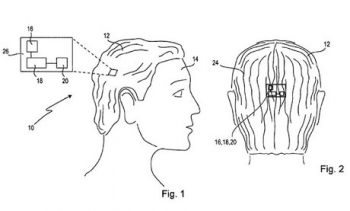 Sony's 'SmartWig' patent