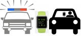 Drivers with Apple Watch: next police target?