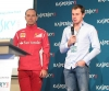 Ferrari sponsorship 'a winning deal' for Kaspersky