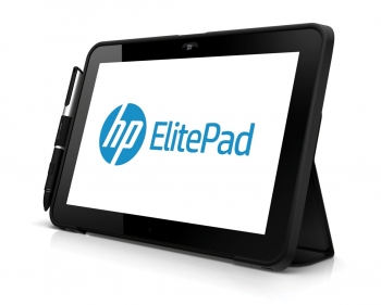 HP ElitePad 900 business tablet in a class of its own