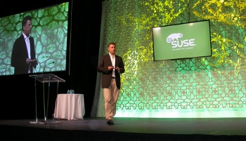 SUSE performing to expectations, says chief