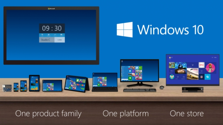 Windows 10 – the future is clear