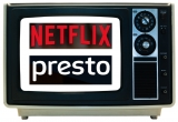 Presto and Netflix promote august August 2015 content