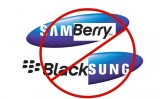 Samsung's BlackBerry takeover rumours fade to black