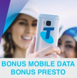 Telstra brings data, Presto upgrades to mobile plans, too