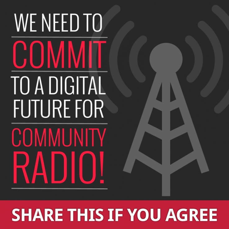 Digital Radio shortfall