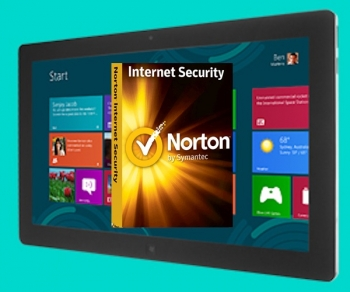 Windows 8, made faster by Norton Internet Security?