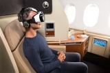 Qantas trials inflight virtual reality