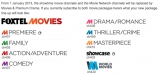 Foxtel Movies... changes are a' comin...