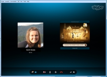 Ads in Skype: the 'monetization' begins in earnest