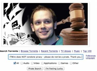 Blocking Pirate Bay fails to make the Pirates Pay