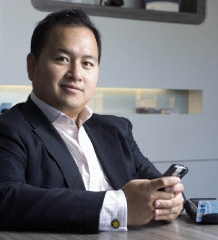 MInt founder Alex Teoh