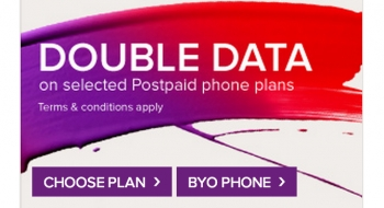 Virgin matches Voda, offers double data