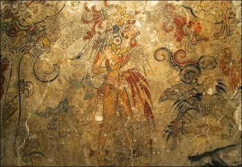 Maya mural found: Refutes world's end on 12/21/12