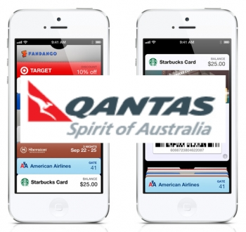 Qantas now offers Mobile Check-in for Apple's iOS 6 Passbook app!