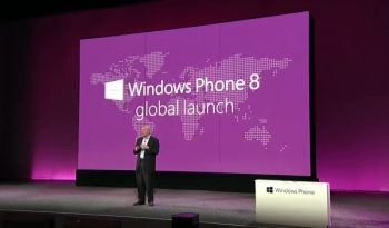Steve Ballmer closes the Windows Phone 8 launch