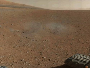 Area 51 marks the Mars landing spot for Curiosity
