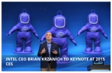 Intel CEO to deliver CES 2015 keynote