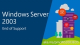 Windows 2003 server – end of support in 86 days - 14 July