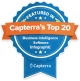 Capterra names Yellowfin among top 20 Business Intelligence solutions