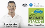 VIDEO: Want a sick driver's seat? ASIC's MoneySmart Cars app can put you into one